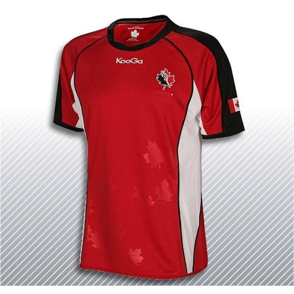 Design shirt kooga - Kooga Rugby Canada Home Official Jersey Tight Fit Design Sizes S 5xl