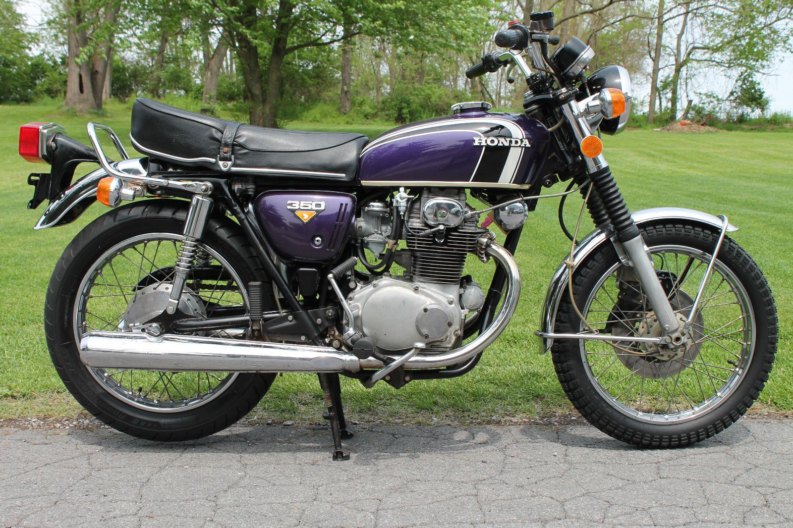 1973 Honda Cb Ebay Motors Motorcycles Honda Ebay Honda Cb Honda Japanese Motorcycle