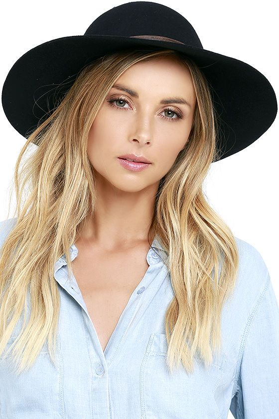 a670610568d6fc Our dreams of stylish accessories came true when the Billabong Lovely Dream  Black Floppy Hat arrived