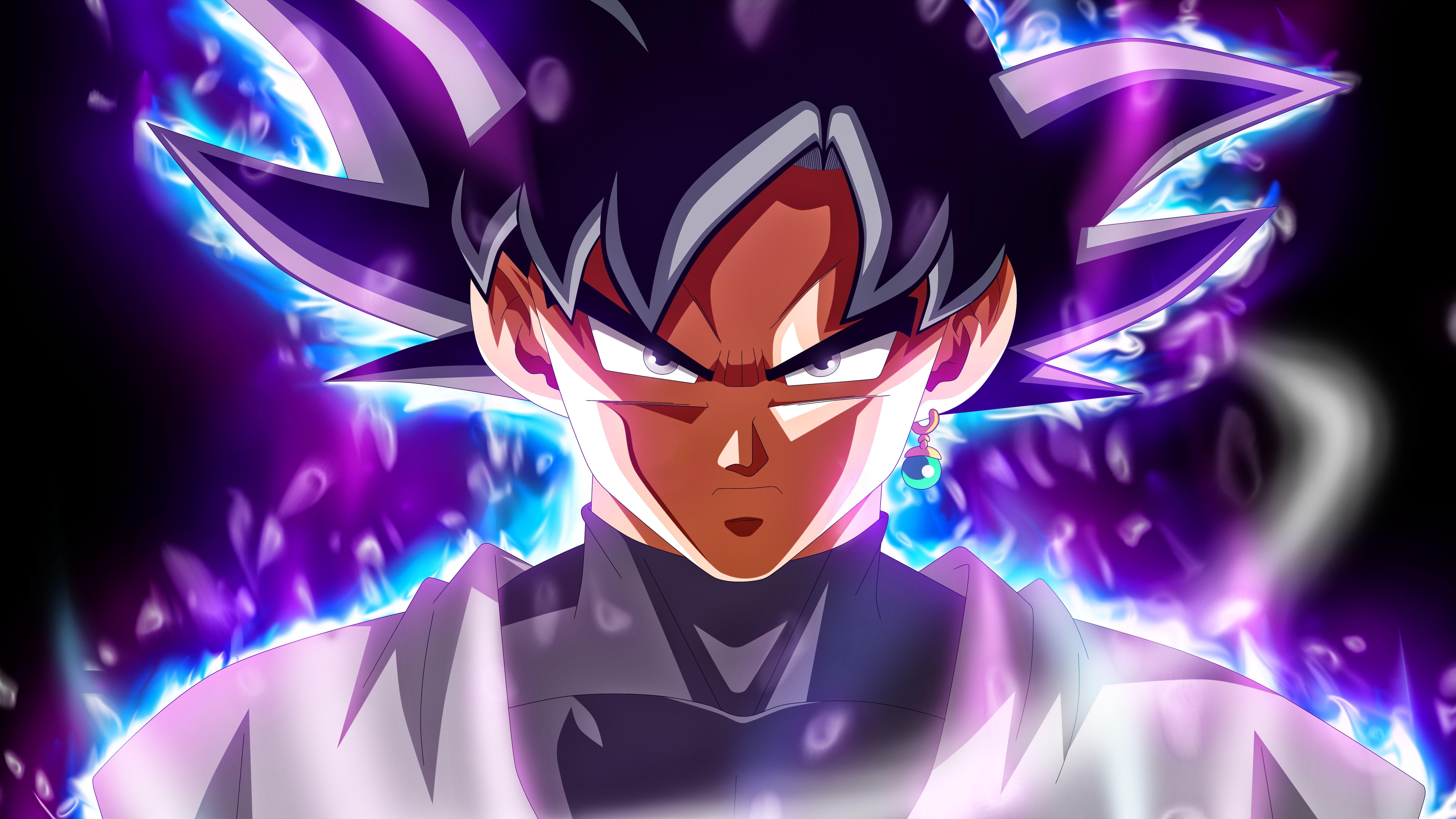 Goku Black Ultra Instinct Dragon Ball Super 8k 7675 Anime Dragon Ball Super Goku Wallpaper Dragon Ball Wallpapers