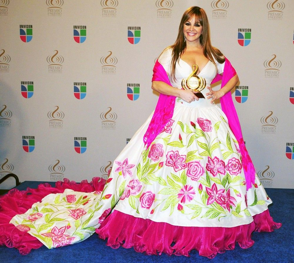 Vestidos De 15 Anos Jenni Rivera