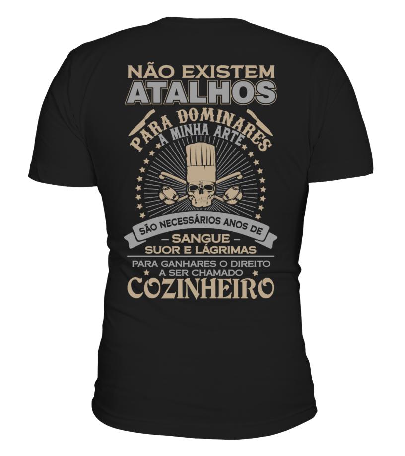 COZINHEIRO - EDIÇÃO LIMITADA   Teezily
