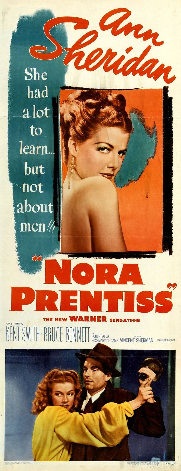 Nora Prentiss (1947) Film Noir of the Week Prentiss
