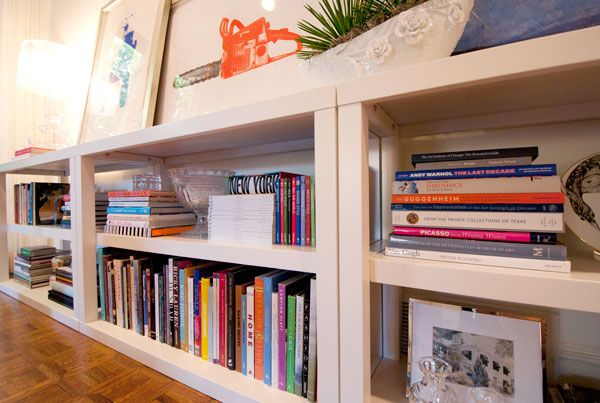 Kelley Roberts Parsons Bookshelves West Elm Low In White Lacquer