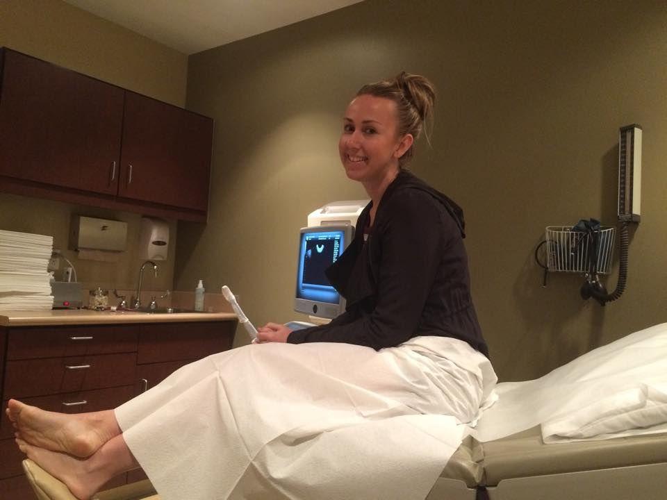 Blog Post | Never Wear Mascara to the Fertility Center #ttc #tryingtoconceive #infertility