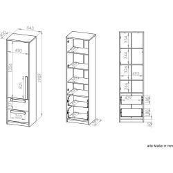 Photo of Reduced closets