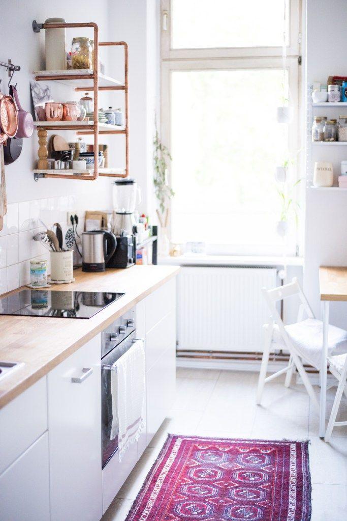 10 Low Budget Interior Tips For Your Kitchen Heylilahey Kuche Einrichten Wohnungsdeko Kuchendesign