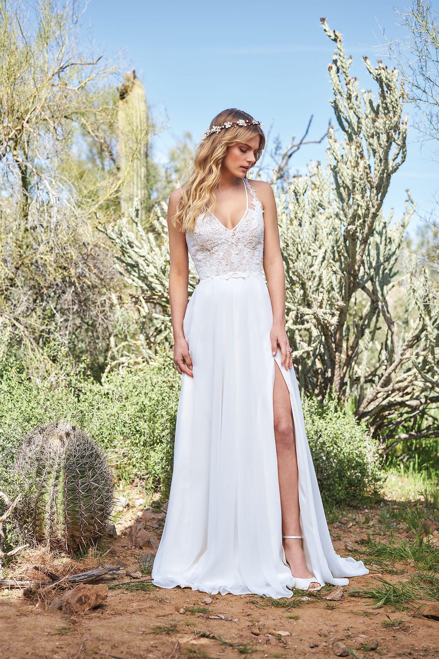 9900a55b16 Vestido de Noiva de Lillian West