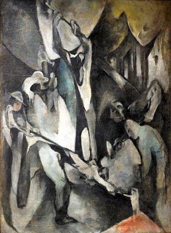 Hans Richter  Arbeiter Workers