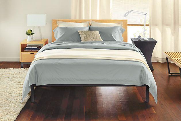 open, airy, wood floors, clean lines