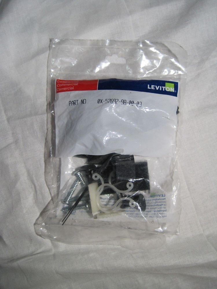 eBay #Sponsored Leviton Part No  0X-57692-98-00-03 NOS