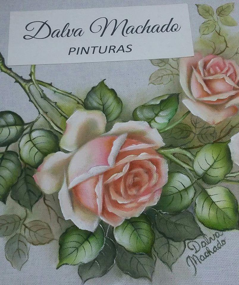 Excepcional Pin do(a) Ilma Marques em PINTURAS DALVA MACHADO | Pinterest  EC74