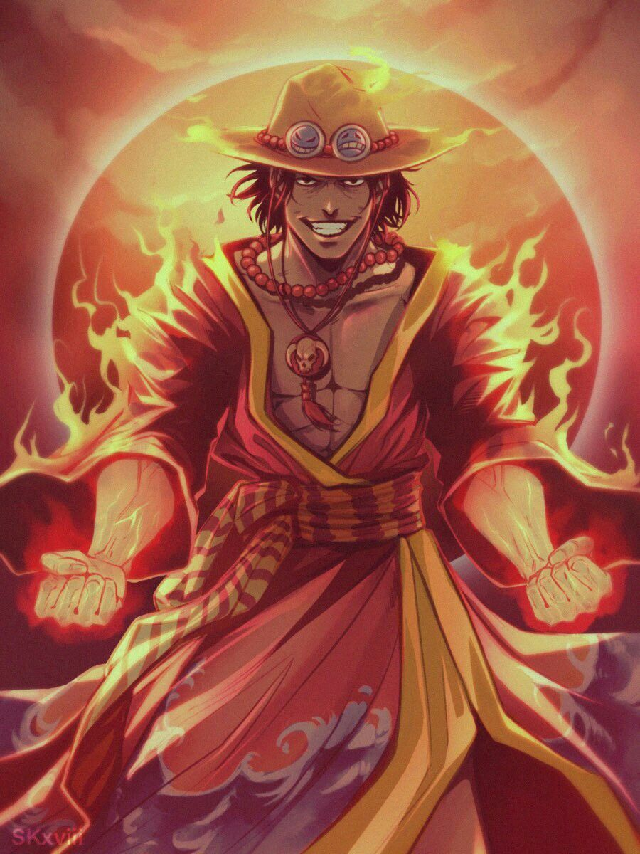 Portgas D Ace One Piece Ace One Piece Drawing One Piece All Characters Trends for ultra hd one piece ace