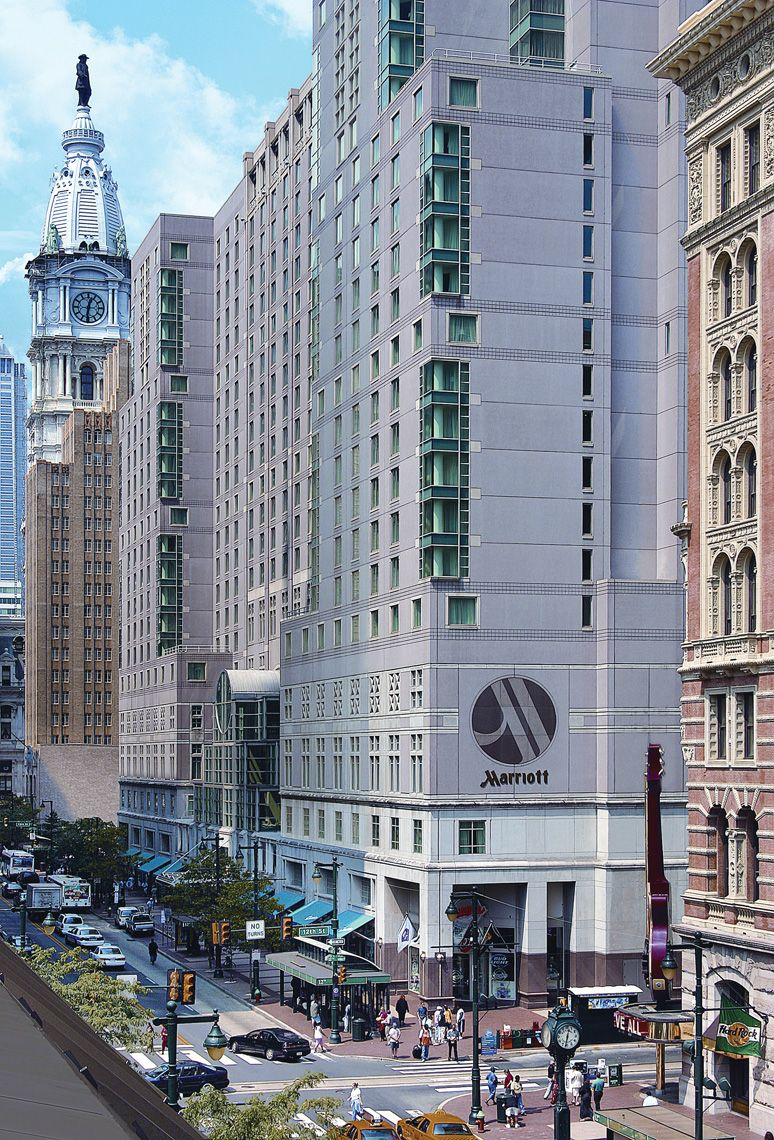 Philadelphia Marriott Downtown Site Of The Prsa 2017 International Conference