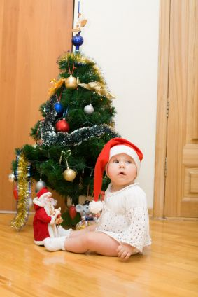 18 Tips On Keeping Your Baby Or Toddler Safe This Christmas By ...