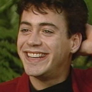 FLASHBACK: Robert Downey Jr. is Incredibly Bashful in 1987 Interview: Actors are so Insecure