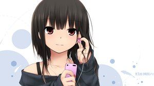 headphones Anime pictures and wallpapers search