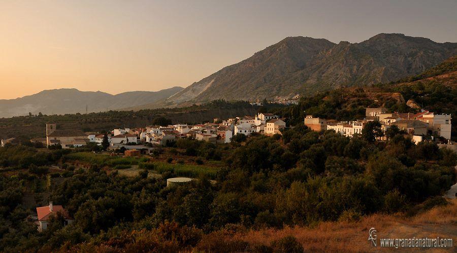 Otro precioso pueblo al lado de Niguelas. Este se llama Acequias