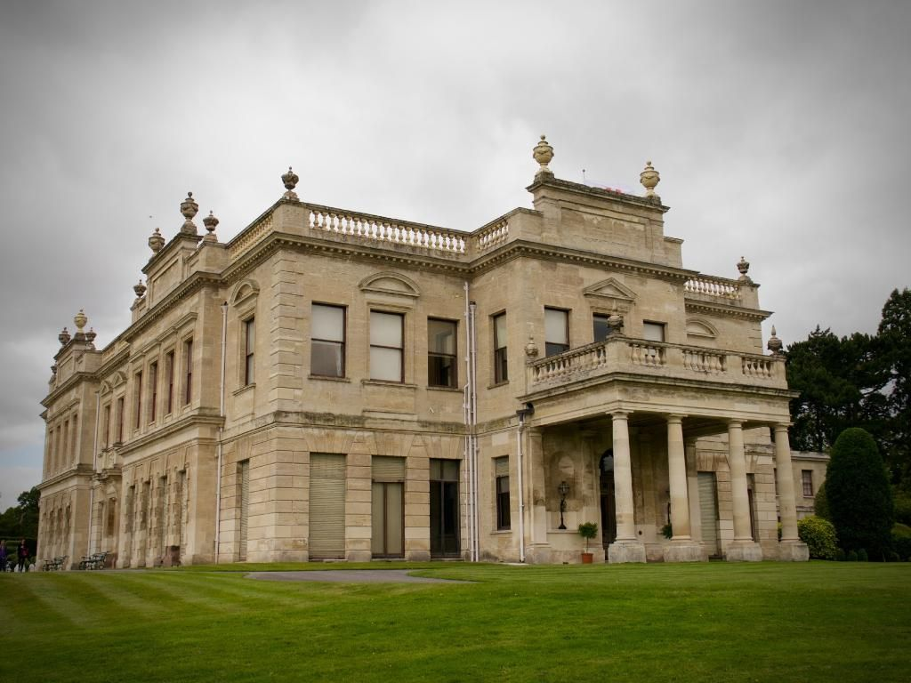 Brodsworth Hall and Gardens (Doncaster, England): Address, Phone ...