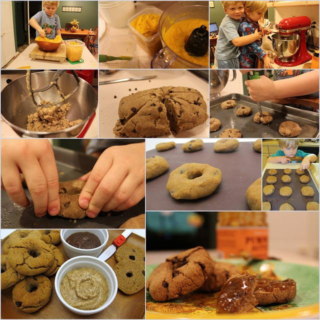 Halloween Round Up, Cinnamon Raisin and Pumpkin Bagel Recipes | Paleo Parents