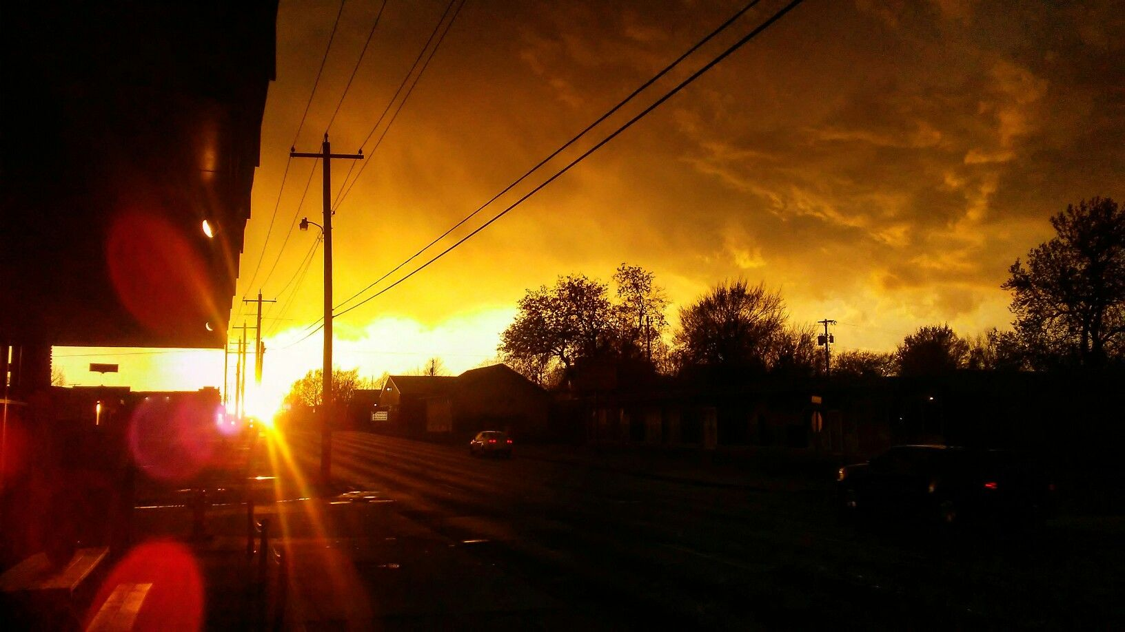 Photo by Whitney Ross - Stayin Golden on Cherry Street