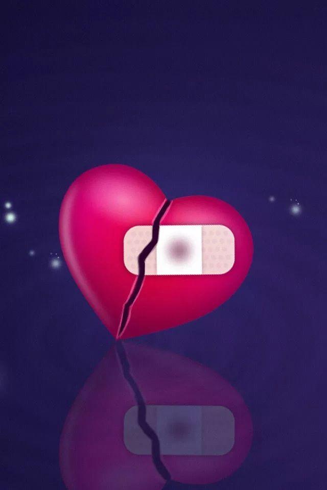 Broken Hearts Iphone 4s Wallpaper Iphone 4 S Wallpapers