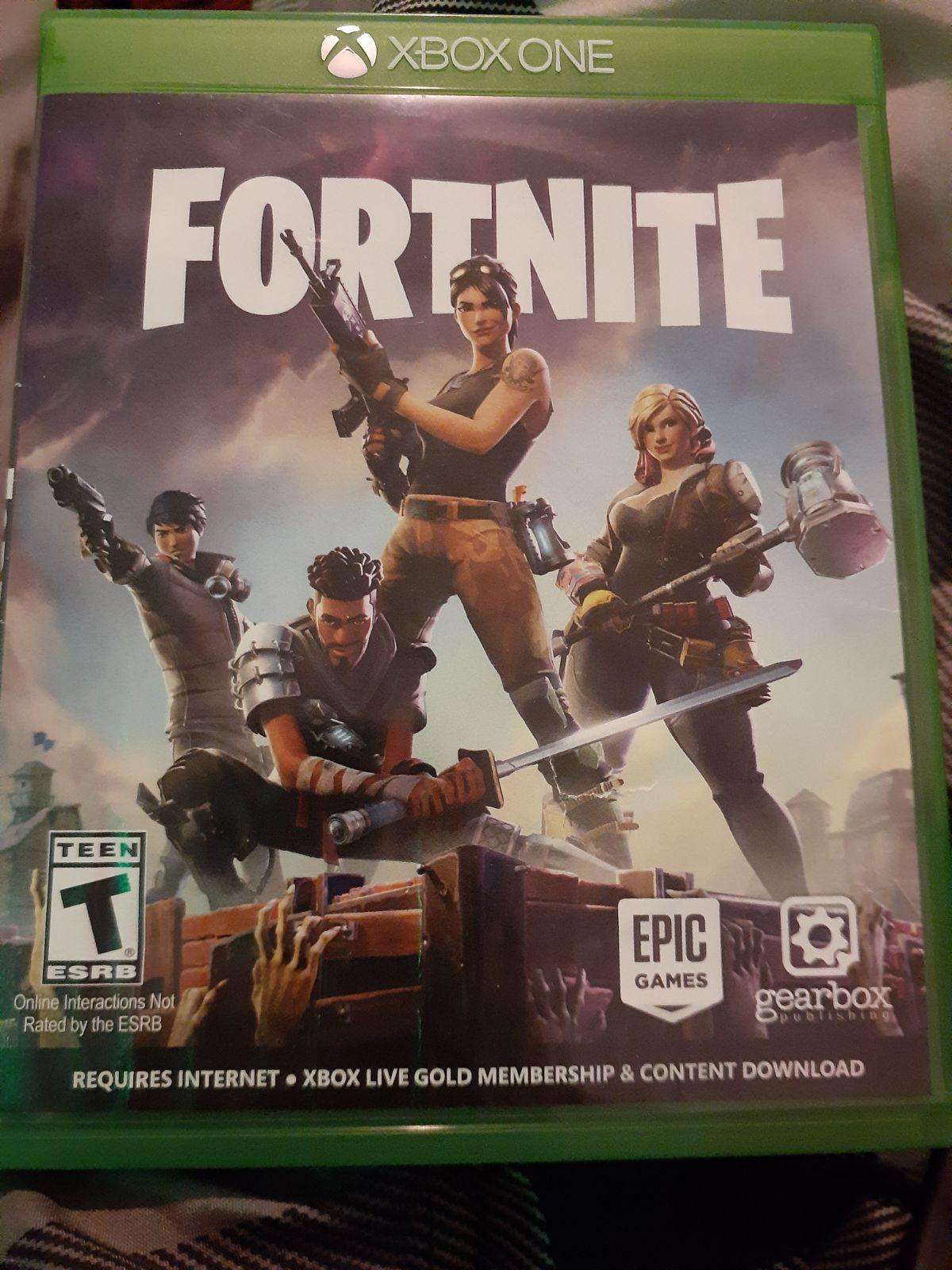 selling fornite in good condition Video game font, Game