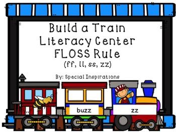 floss build a train phonics activities literacy centers spelling rules phonics activities. Black Bedroom Furniture Sets. Home Design Ideas