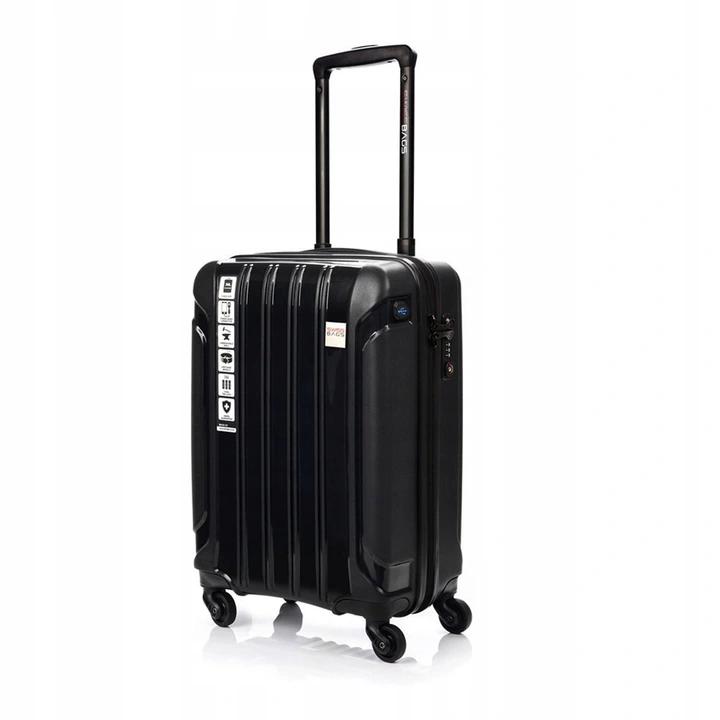 Mala Walizka Kabinowa Na Kolkach Torba Swissbags Suitcase Luggage