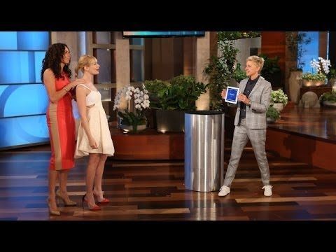 Behind the Scenes with Beth Behrs - YouTube