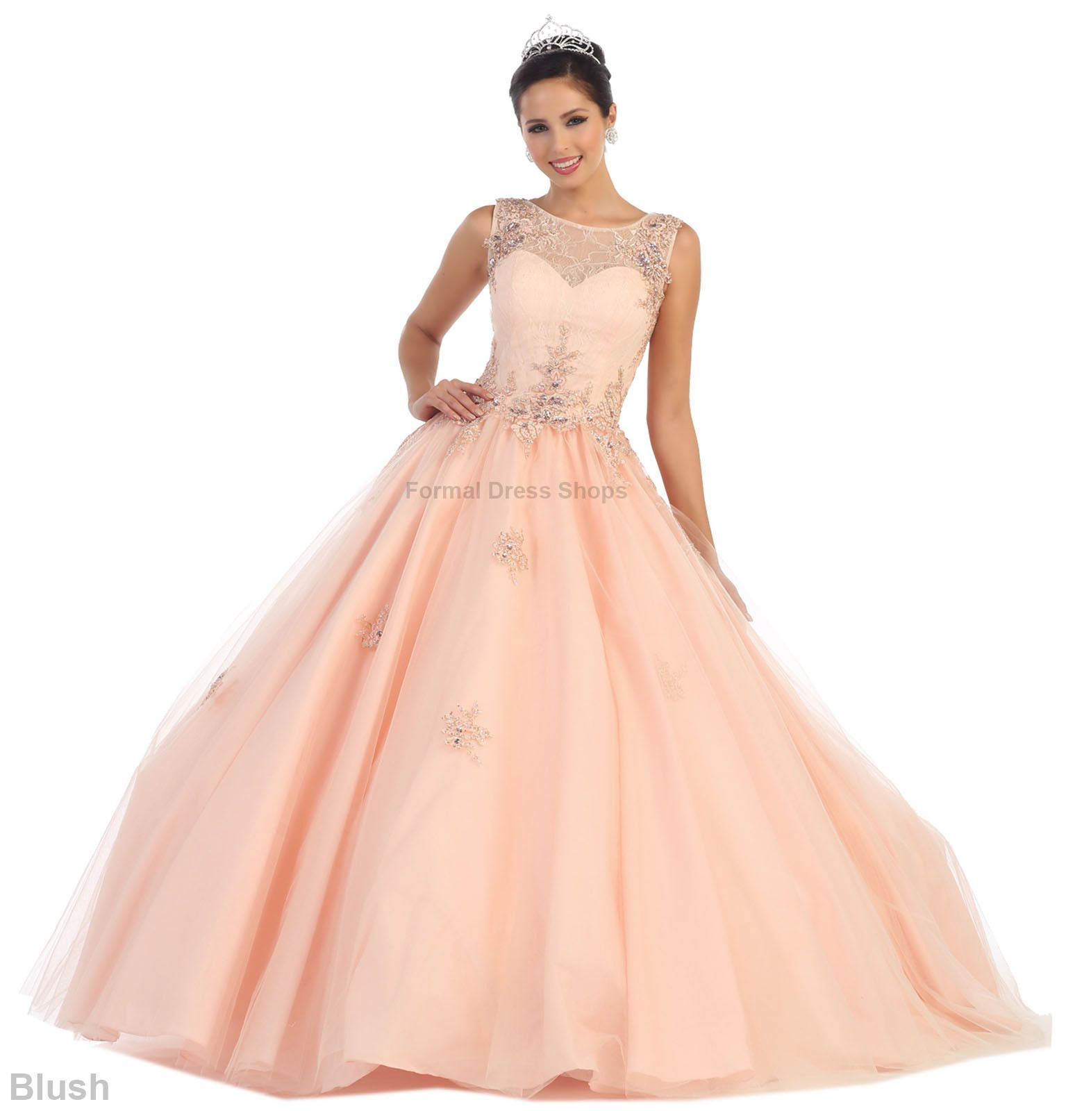 ae9ba2fc548 Sweet 16 Party Prom Queen Dress Pageant Designer Military Ball Gown  Masquerade