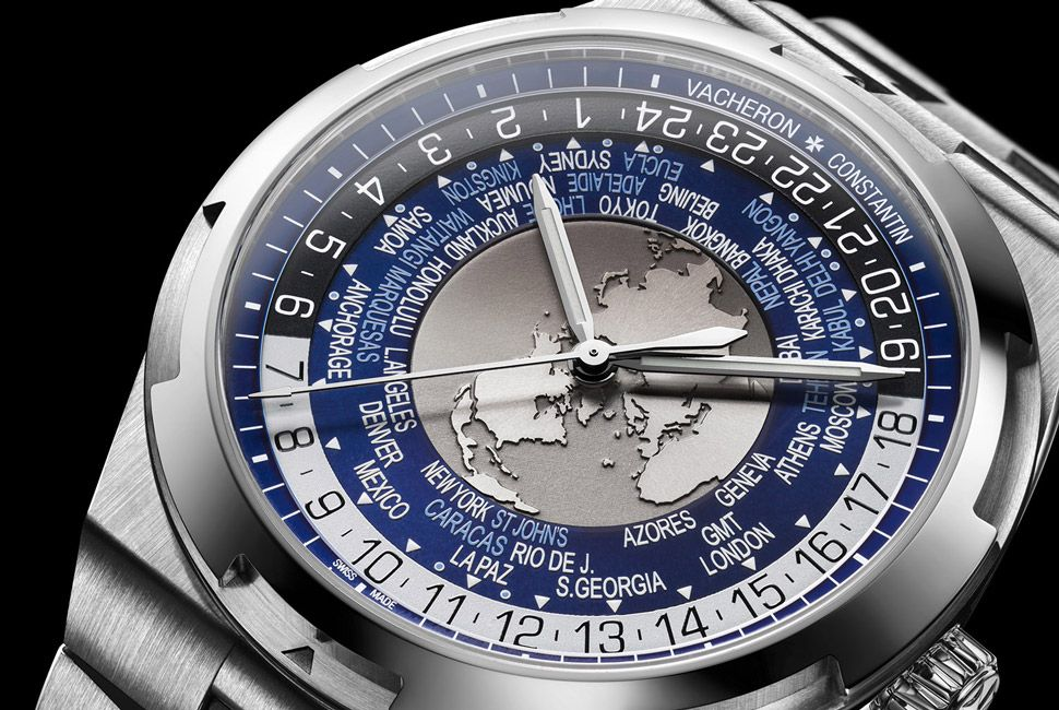 Vacheron Constantin Overseas World Time • Gear Patrol