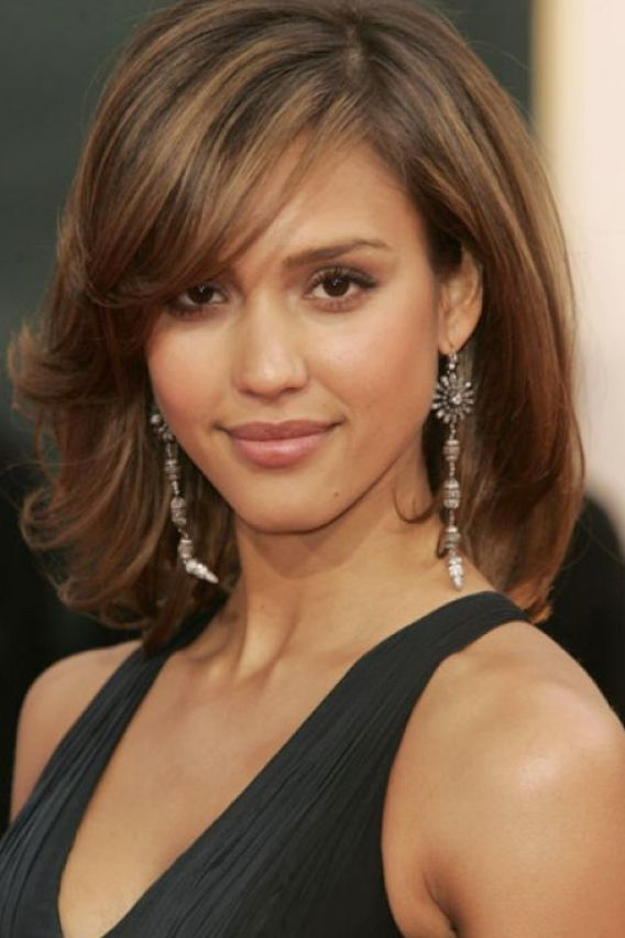 hairstyles for small foreheads with oval faces - Google Search ...