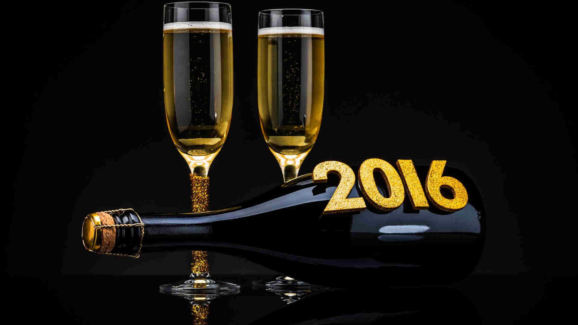 Año Nuevo Tarjetas