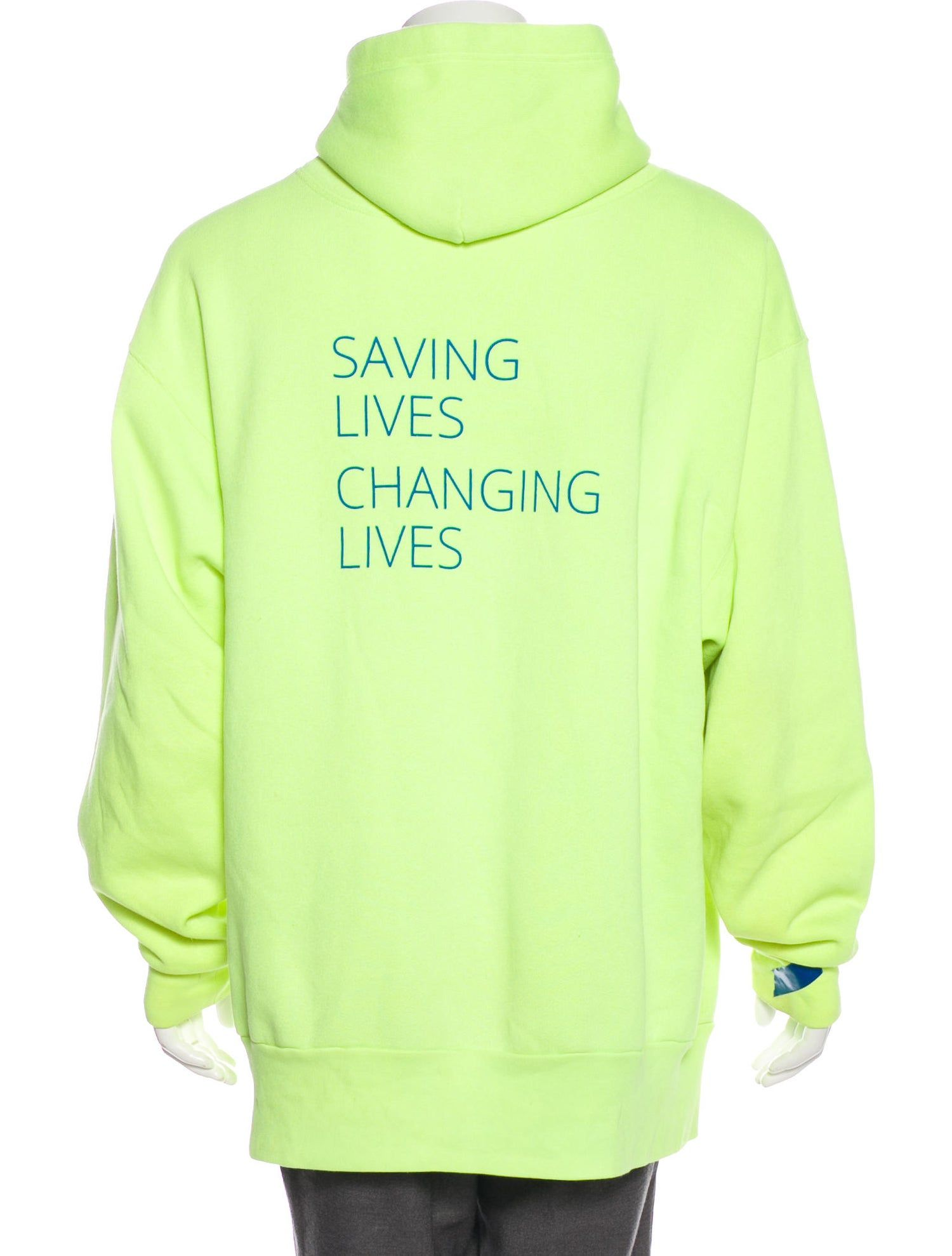 2018 Neon World Food Programme Hoodie Hoodies Neon World Food Programme