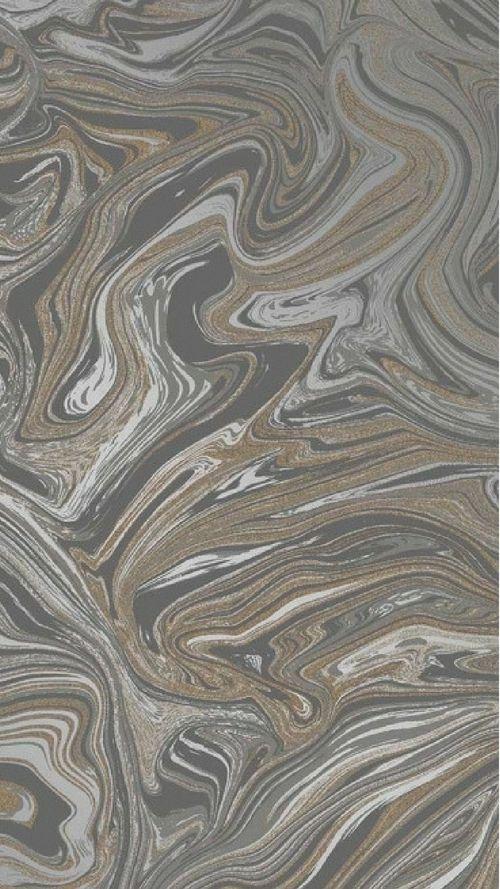 Shop Similar Designs At Ilovewallpaper Co Uk Henderson Interiors Prosecco Sparkle Marble Wallpaper In Shade Copper Il Marble Wallpaper Wallpaper Marble Art