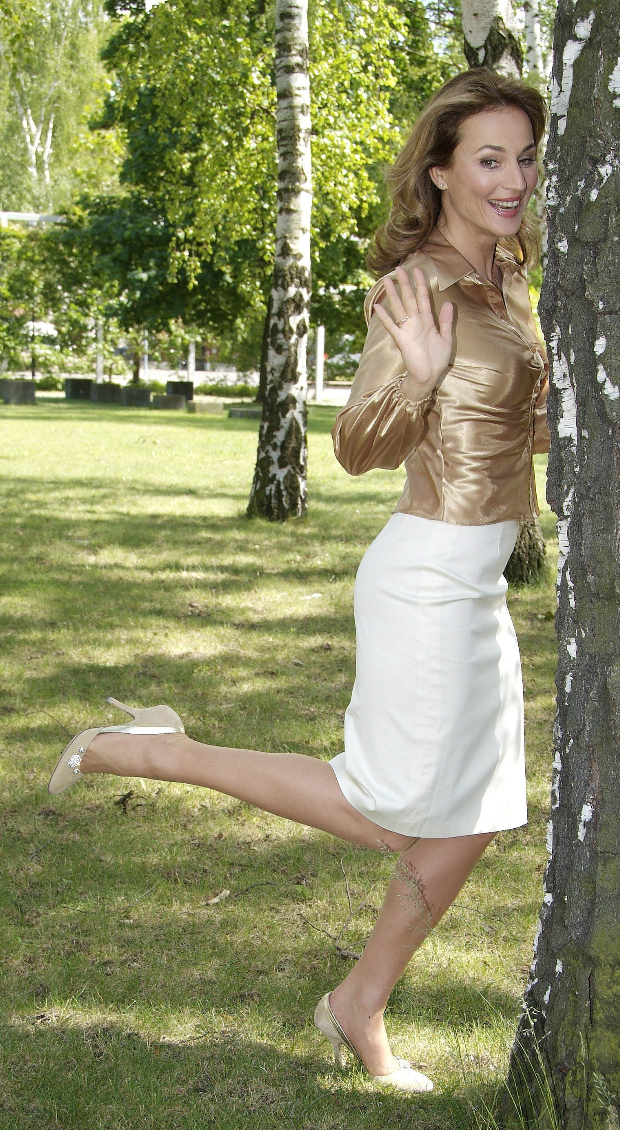 Pin by Dirk Bollmann on CAROLINE BEIL   Mini skirts