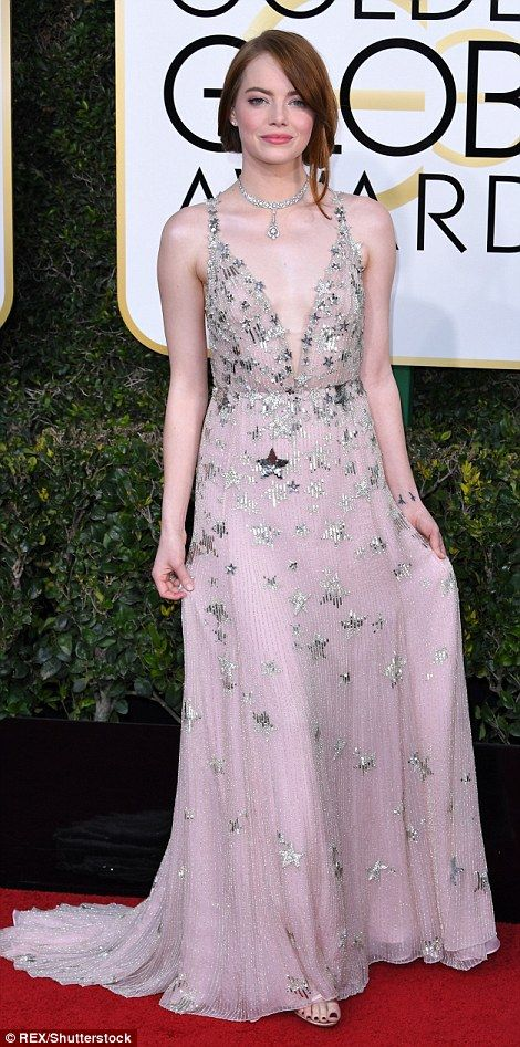 Elements of Style Blog | Golden Globes 2017 Red Carpet Review | http://www.elementsofstyleblog.com