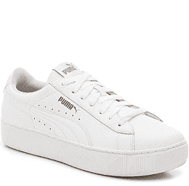 Puma Vikky Platform Sneaker - Women's