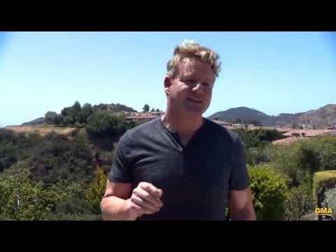 Gordon Ramsay's perfect burger tutorial - YouTube | Recipes