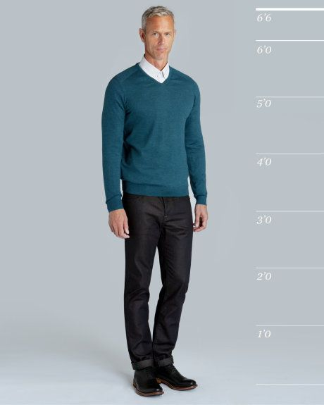 084a987aaf57a Slim fit jeans - Rinse Denim