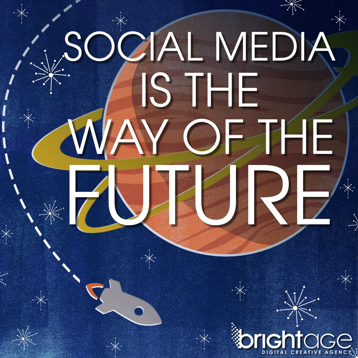 Social Media is the Way of the Future