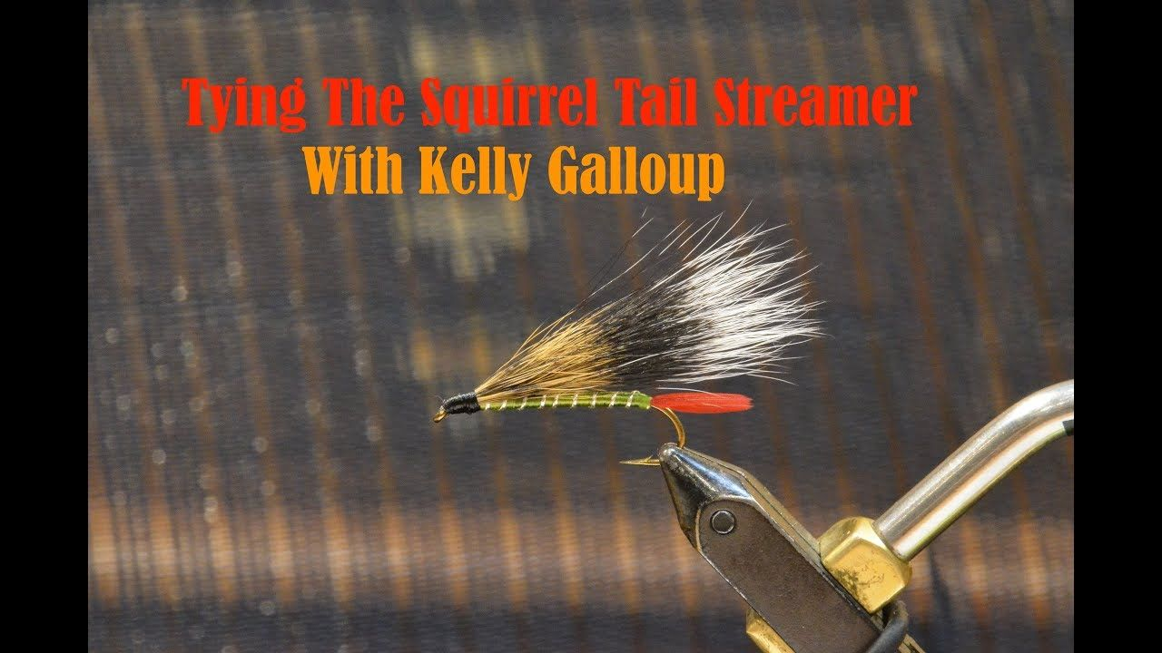 4 x Conehead Brown Pine Squirrel Zonker Streamer Fly Fishing Flies