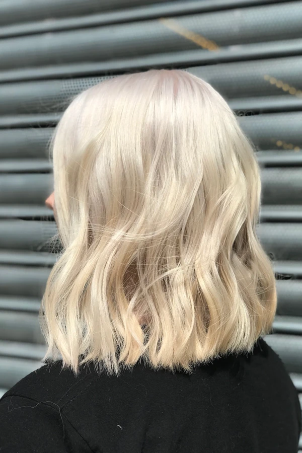 White Light White Heat Blind Them All With Dazzling Bright White Temporary Hair Colour Bleach London Light Blonde Hair Hair Color Cream Temporary Hair Color