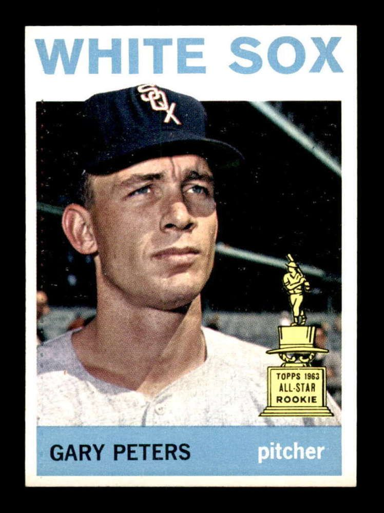 1964 Topps 130 Gary Peters NM/NM+ X1392731 Baseball