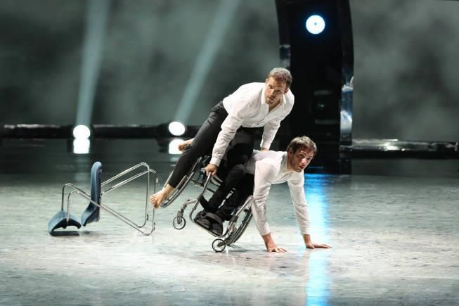 Music, dance, art are all the perfect vehicles for inclusion.  (Dance routine from So You Think You Can Dance 2012)
