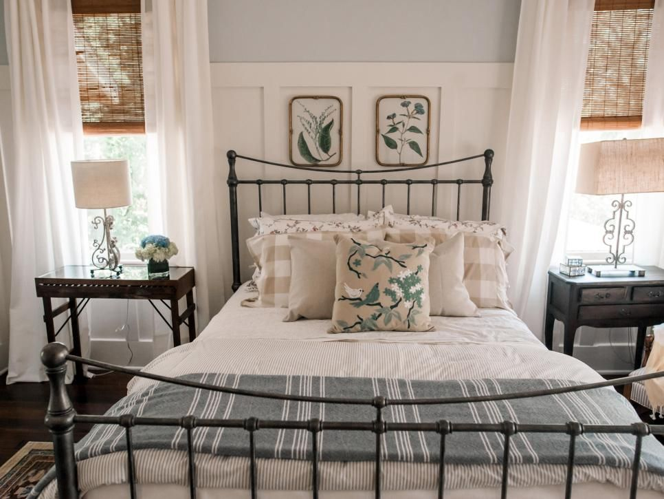 A Blog About Home And Garden Design Including French Country Design Hgtv Master Bedrooms Remodel Bedroom Home Town Hgtv
