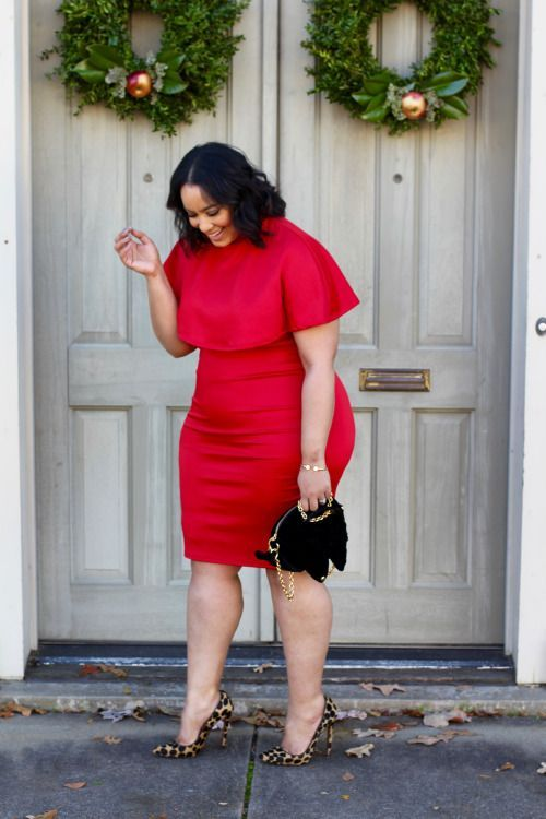 The Colourful World Of Plus Size Dresses | Plus Size Fashion ...