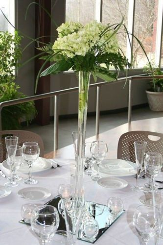 Details About Eiffel Tower Vases 3 Colors Wedding Centerpiece