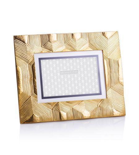Michael Aram - Tortoise Convertible Goldplated Tortoise Frame ...